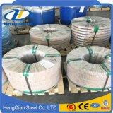 ASTM 304 316 2b banda de acero inoxidable con Ce ISO