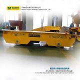 自動化された転送のツールによってモーターを備えられるトロリーを使用して鋼鉄工場