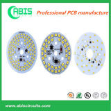 De Aluminio Custom PCB para luz LED.