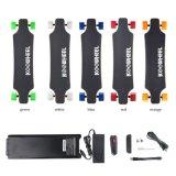 Neues Produkt-moderner ursprünglicher Entwurf PU-elektrische Skateboard-Samsung-Batterie