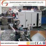 Película plástica de la bolsa de plástico doble de la etapa que recicla la máquina de la granulación