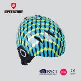 スキー&スノーボードヘルメットインモールドSpeedzone