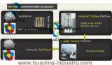 De Gewijzigde Materiële Op zwaar werk berekende Plastic Pallet van de lage Prijs HDPE