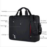Computador portátil de 15,6 polegadas Notebook Saco de ombro Messenger na pasta Mala para a DELL Asus
