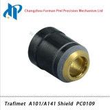 Het Schild PC0109 van de Uitrusting van de Verbruiksgoederen van de Scherpe Toorts van het Plasma van Trafimet A101/A141