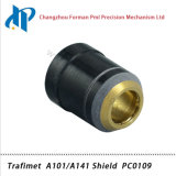 Trafimet A101/A141 Maçarico de corte de plasma ingredientes Blindagem Kit PC0109