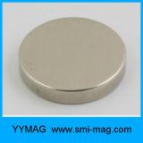 De sterke N52 Magneet van NdFeB van de Schijf van het Neodymium voor Industrie