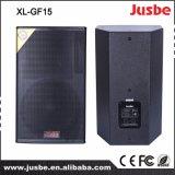 15 OEM van de duim 400W de Audio Correcte Spreker van de Stem van het Systeem Elektro
