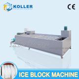Блок 5 тонн льда для промышленности