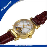 MOQの要求のTourbillonの低い腕時計が付いている既存のケース型