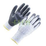 Nmsafety 13 Gauge Glove Латекс/нитрил Foam Перчатки/Palm Coated Glove с аттестацией Ce
