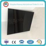 4mm8mm Zwart Geschilderd Glas voor Decoratie
