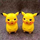 5000mAh lindo Pikachu Banco de potencia de dibujos animados para niños regalo