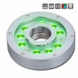 9X3w 24volttIP68 de LEIDENE OnderwaterVerlichting van de Fontein