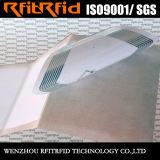 Étiquette anti-vol programmable de Capaticy d'étiquette d'à haute fréquence Smarrt grande