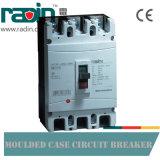 Corta-circuito moldeado del caso, 3p 100A MCCB