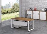 Weißer kundenspezifischer Metallstahlbüropersonal-Schreibtisch-Rahmen mit Ht71-1