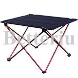 Table pliante Portable sac à dos pour les déplacements de table