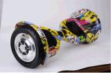 """""""trotinette"""" elétrico do motor do cubo dos Unicycles da roda de 350W 36V dois"""