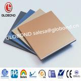 El panel de Globond Aluminio Compuesto, ACP, Acm, PVDF, revestimiento, Feve, nano