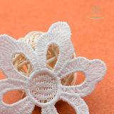 広州Cheerfeelの首デザインレースの花のレース