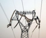 Galvanisierter elektrischer Strom-Übertragungs-Stahlaufsatz