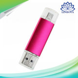 2 in 1USB 2.0 Flash Drive Memory Stick Thumb Drives