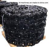 Bulldozr ou garniture de chaîne de tige de piste d'excavatrice pour des pièces de train d'atterrissage de pièces de Crawle de machines de construction