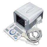 Máquina de 10 de la pulgada del monitor del ultrasonido del explorador dos conectores de la punta de prueba con 3.5MHz la punta de prueba convexa - Javier