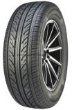 Neumático del vehículo de pasajeros, neumático 175/70r13 175/70r14 185/60r14 185/65r14 de la polimerización en cadena