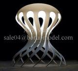 schneller Prototyp des Drucken-3D für Kunst-Lampen-Modell