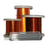 Fibra de poliéster Fiber-Glass de fibra de vidro com fio de cobre retangular sinterizado.