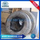 Máquina de gráfico de acero del neumático del trefilado del neumático industrial de la máquina