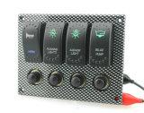Adapter van de Aansteker van de Stop van Powerlet de Duitse DIN van de Auto van de motorfiets Europese