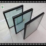 vetro d'isolamento isolato 4+6A+4 di vetro con il blocco per grafici di alluminio