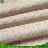 Polyester tissé enduisant le tissu imperméable à l'eau de rideau en guichet d'arrêt total de franc
