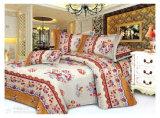 La fábrica vende casa proveedor textil Edredón cubrir el 100% algodón textil hogar conjunto de ropa de cama