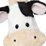 高品質のかわいい農場牛赤ん坊のプラシ天のおもちゃ