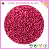 Rosiges Masterbatch für HDPE Plastikprodukt