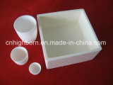 Alumina Ceramische Smeltkroes op hoge temperatuur