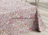 De afgedrukte 100% Katoenen of van de Polyester Reeks van het Dekbed (geplaatst beddegoed)