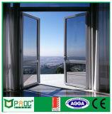 Photos de la porte à battants en aluminium fabriqué en Chine (PNOC003)