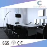 Bureau en bois de mode Mobilier de bureau Table de réunion blanche