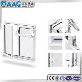 Guichet en aluminium installé facile de tissu pour rideaux de qualité