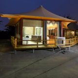 Glamour Camping Tenten voor 5 Star Eco Lodges