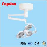 Cer-medizinische Shadowless Geschäfts-Lampen-chirurgisches Licht (SY02-LED3+3)