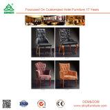 Hotel durevole che pranza la presidenza di legno del ristorante della presidenza
