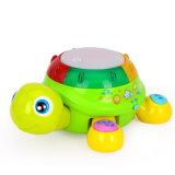 Kind-pädagogisches intelligentes kleines Schildkröte-Baby-Plastikspielzeug