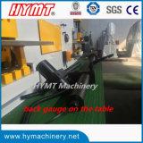 Stahleisenarbeitskraft des hydraulischen der Stahlplatte Q35Y-16 Winkels des runden Stabes