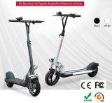 certificat CE nouveau scooter électrique de pliage